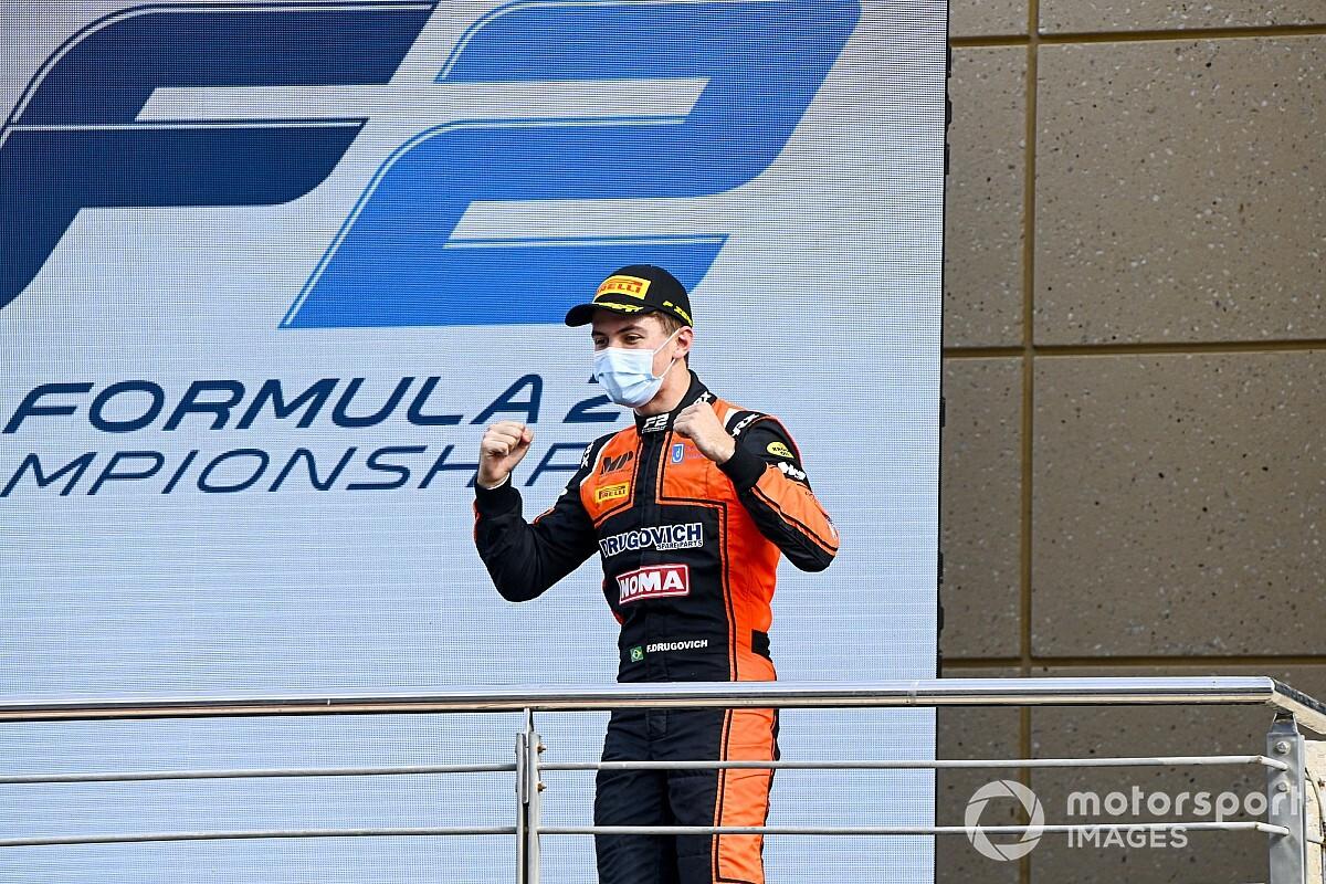 Drugovich moves to Virtuosi for second F2 season