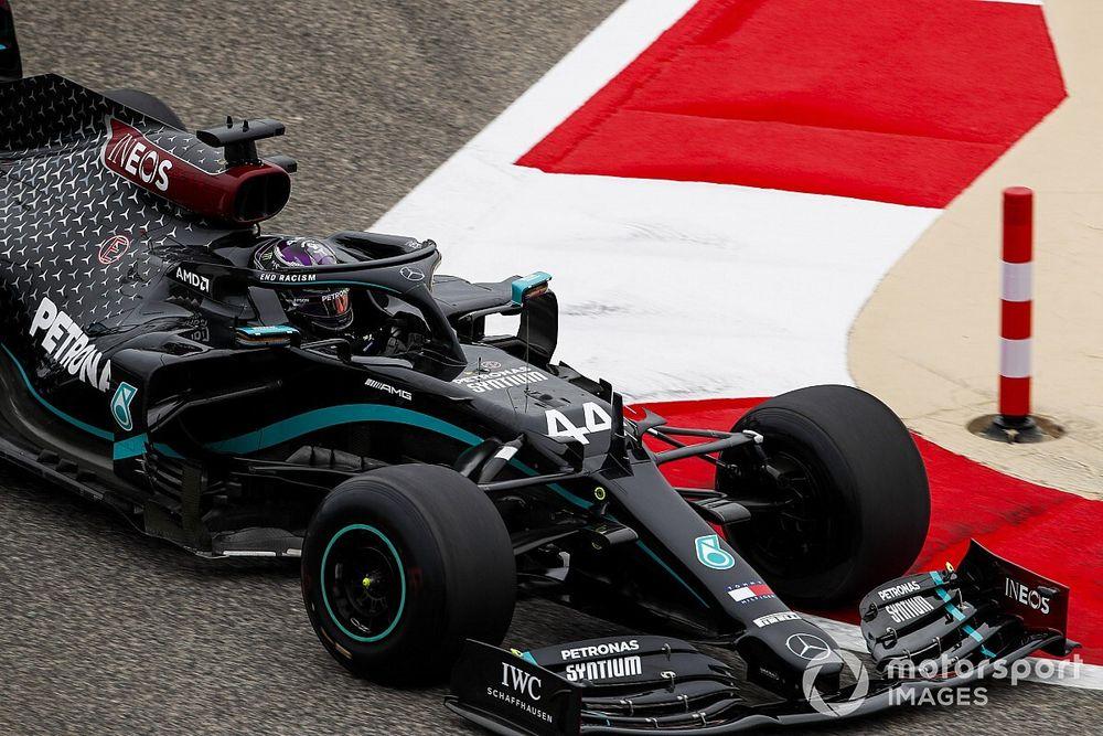 Hamilton critica duramente le gomme Pirelli 2021