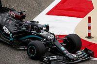 """Hamilton classifica pneus de 2021 da Pirelli como 'passo atrás': """"Não sei o que está acontecendo"""""""