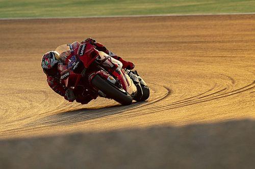 Fotogallery MotoGP: l'ultima giornata del Test 1 in Qatar