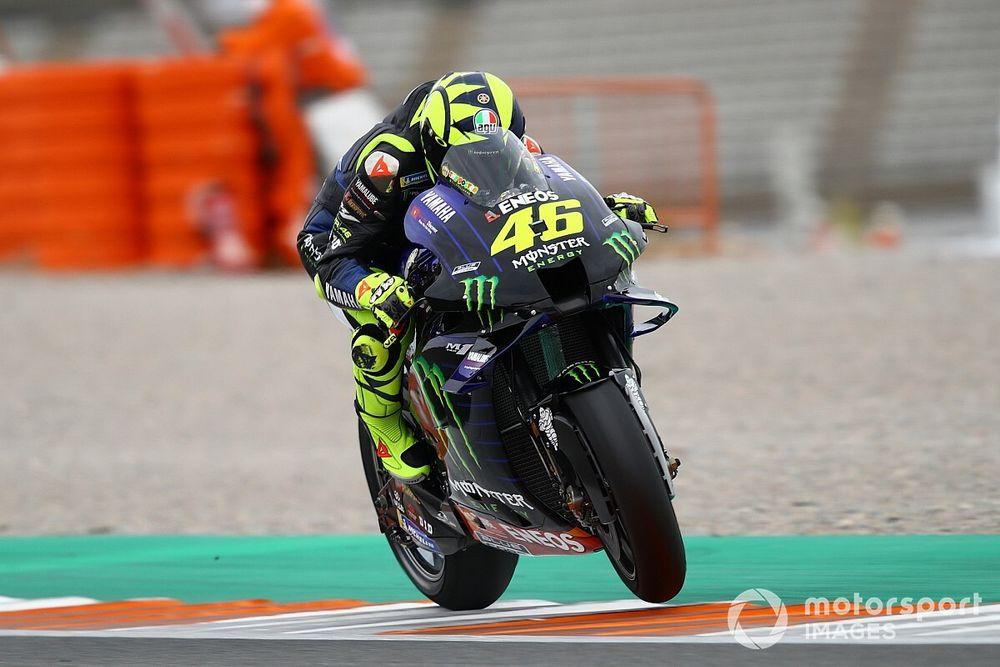"""Rossi moet ook aan zichzelf werken: """"Kwalificaties moeten beter"""""""