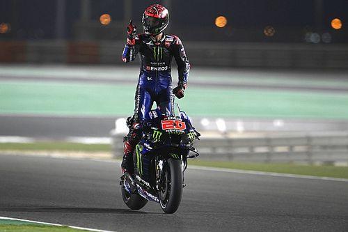 Quartararo se lleva el Gran Premio de Doha; Martín sube al podio