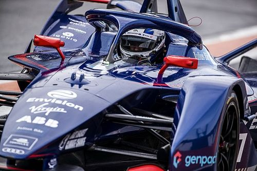 "Cassidy braced for ""tough times"" in rookie Formula E season"