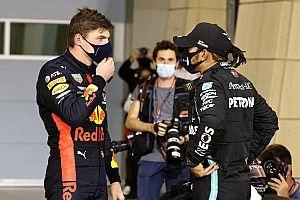 Verstappen: Hamilton a valaha volt egyik legjobb, de sokan lennének nagyon jók az autójában