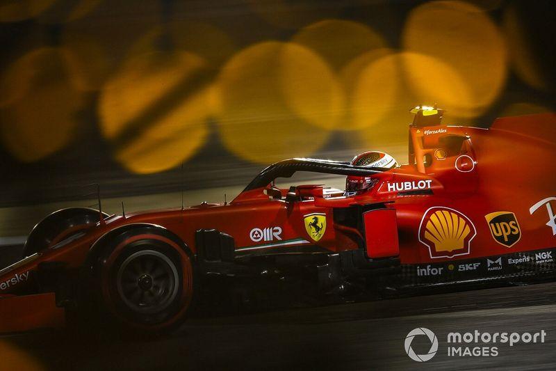"""Leclerc yarışta """"mucize"""" beklemiyor"""