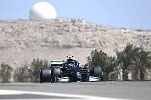 Mercedes, W12'yi bugün tekrar piste çıkarıyor