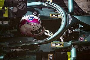Stroll elogia el sabio feedback de Vettel con el Aston Martin