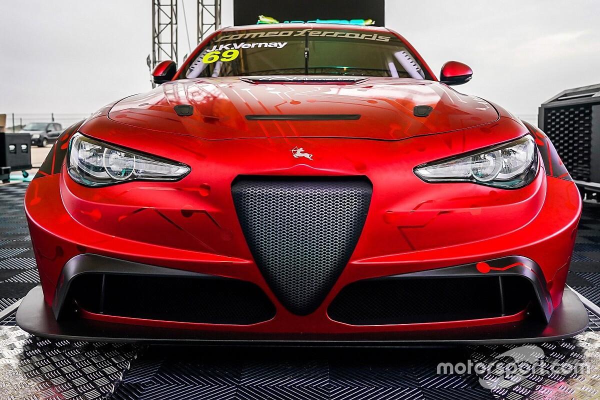 """Cerruti: """"L'Alfa Giulia ETCR è da folli, ma sarà un successo"""""""