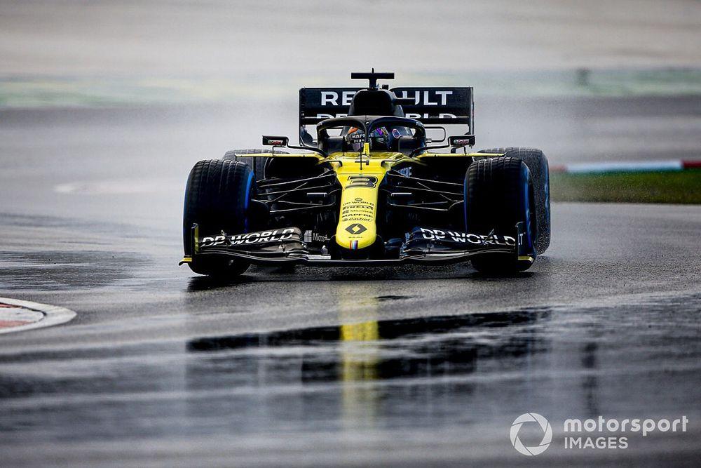 """Ricciardo: """"Kuru ya da ıslak, ilginç bir yarış olacak"""""""