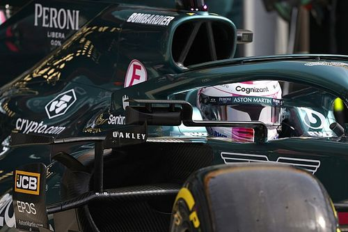 """Vettel: """"Falta poco para sentirme completamente cómodo con el coche"""""""