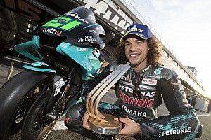 Petronas SRT: Morbidelli Penantang Gelar MotoGP 2021