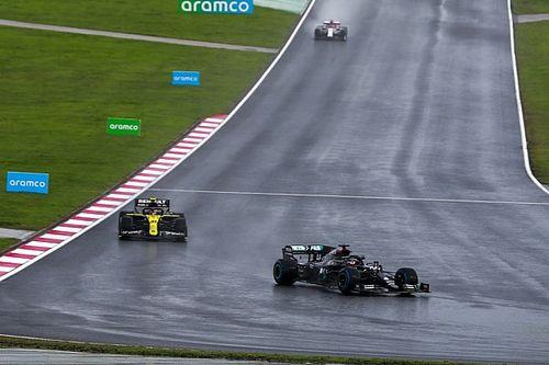 Volledige uitslag F1 Grand Prix van Turkije