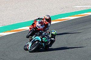 Mir wereldkampioen MotoGP, Morbidelli verslaat Miller voor zege