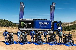 Galeri Foto: Monster Energy Yamaha Rally Team