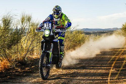 La odisea de Lorenzo Santolino para llegar al Dakar 2021