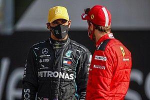 """Binotto defende que """"não há arrependimento"""" da Ferrari por não contratar Hamilton"""