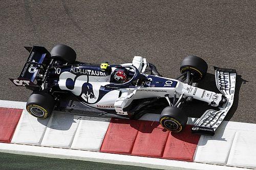 Abu Dhabi GP practice as it happened