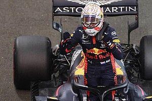Verstappen regala la última de 2020 a Red Bull y McLaren, top 3