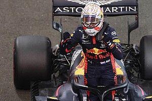 Verstappen a győzelemért megy, Bottas a lágyakra panaszkodik, Hamilton nem találja magát – a top-3 nyilatkozata Abu Dhabiból