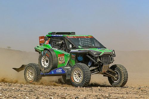 Dakar 2021: Cinotto scommette sul suo Polaris