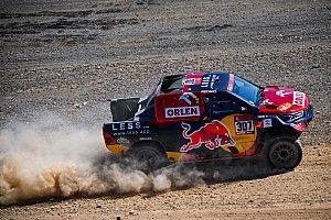 Kronika video z Rajdu Dakar 2021 - Etap 1