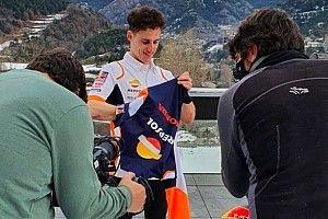 Rossi, Espargaró, Quartararo: los nuevos colores de MotoGP se dejan ver
