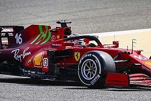 Leclerc Berikan Kesan Pertamanya Usai Kemudikan Ferrari SF21