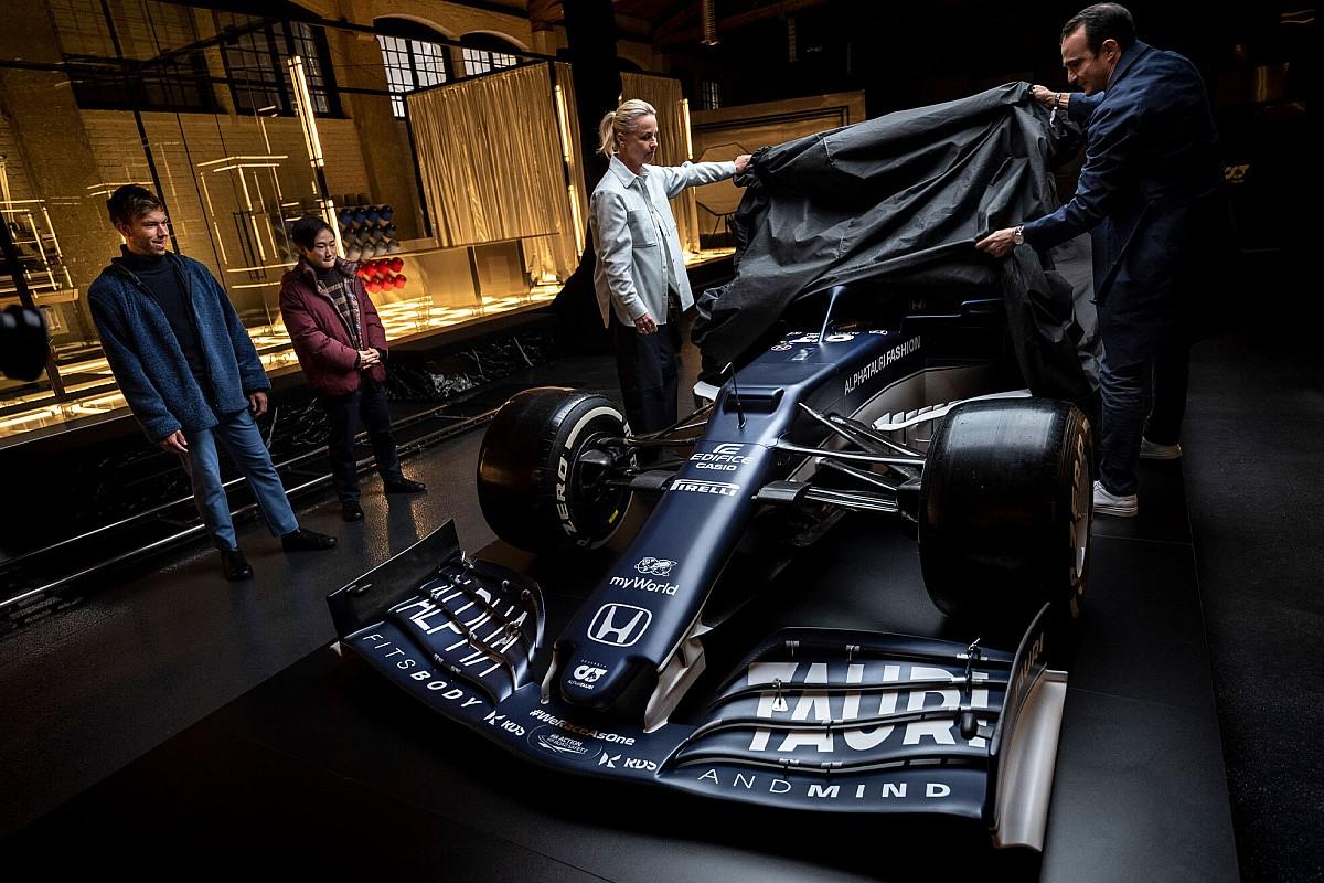 AlphaTauri needs error-free 2021 F1 season - Tost