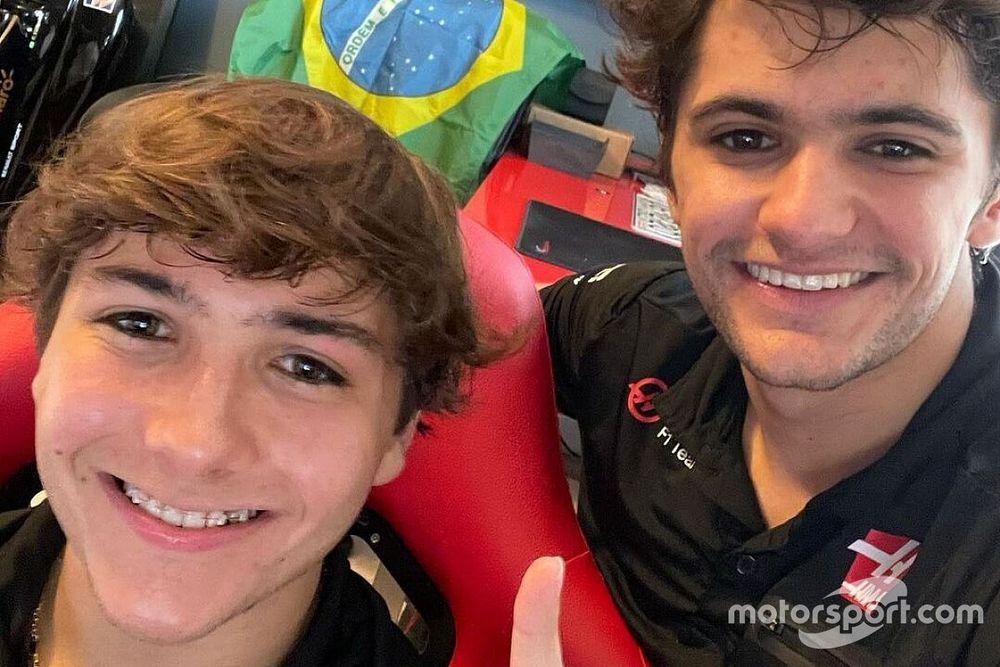 Enzo e Pietro Fittipaldi conquistam título da F1 Virtual para Haas