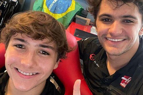 Fittipaldi Bersaudara Bawa Haas Juara Virtual GP F1