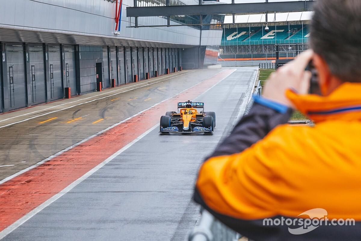 Pierwsze wrażenia z jazdy nowym McLarenem
