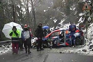 WRC, Rally Monza, PS10: 2 incidenti, stage cancellata!
