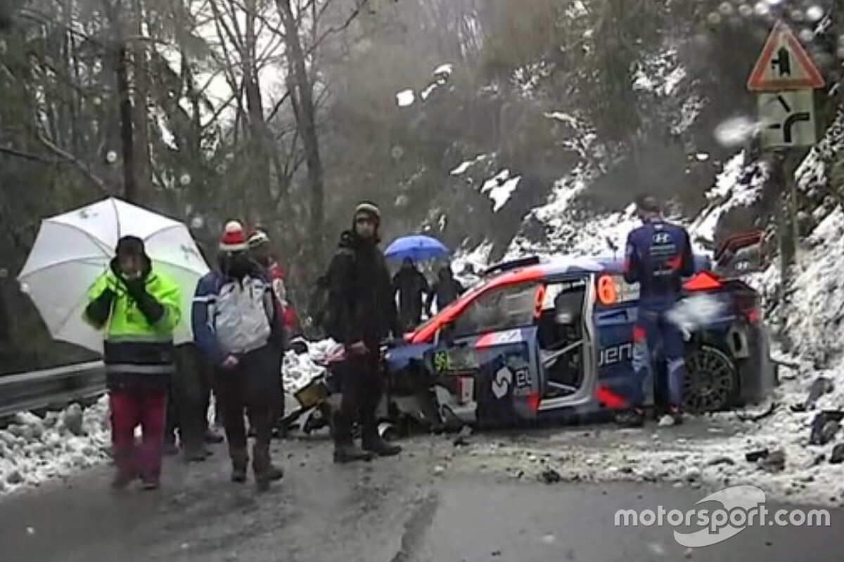 WRC, Rally Monza, PS10: 2 incidenti, stage cancellata!