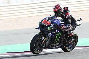 Hasil Warm-up MotoGP Qatar: Quartararo Unggul, Miller Telat
