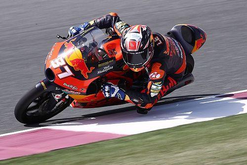 Hasil FP1 Moto3 Qatar: Acosta Tunjukkan Taji, Andi Gilang Buat Kemajuan