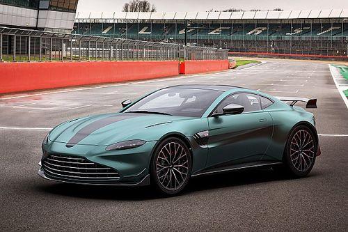 El nuevo Aston Martin Vantage inspirado en la F1