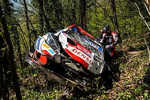 "WRC points leader Rovanpera ""super annoyed"" after Rally Croatia crash"
