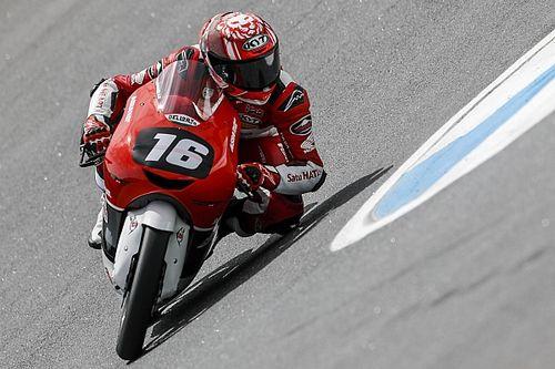 Hasil Kualifikasi CEV Moto3 Portugal: Mario Aji Start dari Row Ketiga