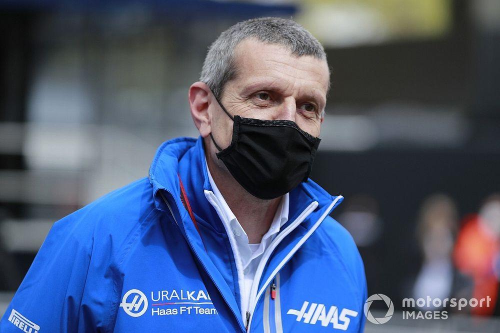 Штайнер оправдал поведение Мазепина в квалификациях