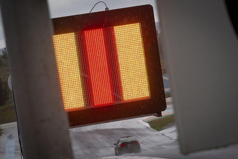 Les nouveaux panneaux lumineux en service dès le GP du Portugal