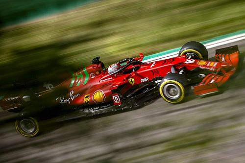 "Leclerc: ""Difficult to believe"" Ferrari so close to top teams"
