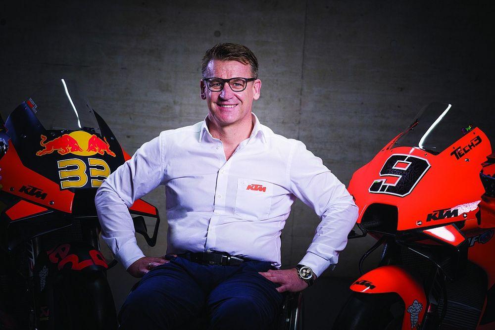 Bos KTM Tertarik Jadikan Petrucci Test Rider