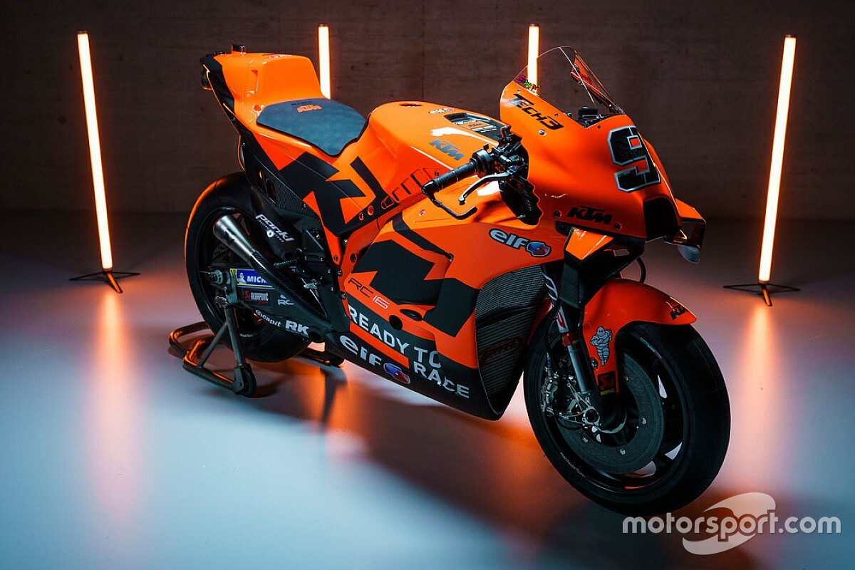 "Fotogallery MotoGP: la RC16 di Petrucci è ""orange"" KTM"