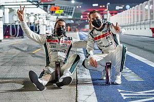 Sean Gelael Sabet Posisi Kedua di Race 1 Dubai