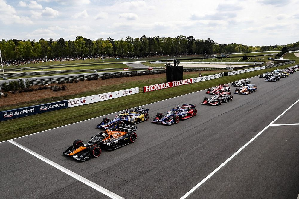 """Miles: IndyCar's """"clear focus is on North America"""""""