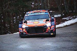 WRC: comienzo con problemas para Sordo en el Rally de Montecarlo