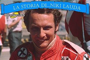 La storia di... Niki Lauda