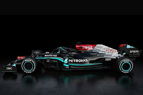 Mercedes F1 oculta en qué parte del W12 ha gastado sus tokens