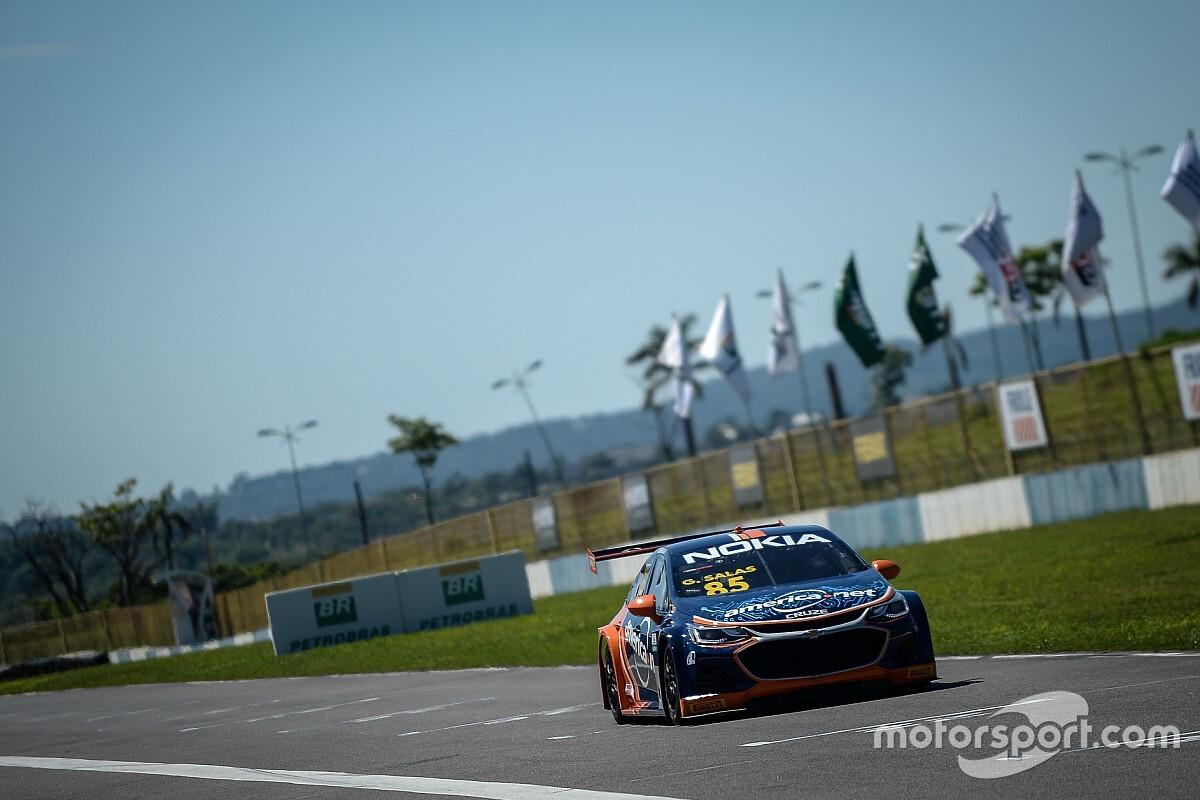 Stock Car: Gui Salas vence corrida 1 do domingo em Goiânia