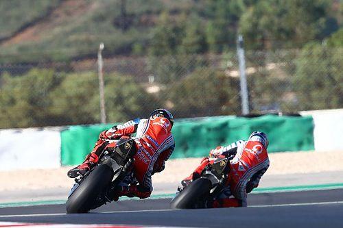 Así queda en MotoGP el duelo entre compañeros en clasificación